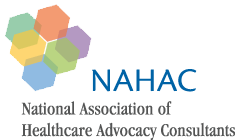 National Association of Healthcare Advocacy Consultats Award